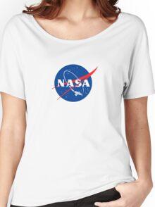 NASA LOGO SERENITY (FIREFLY) Women's Relaxed Fit T-Shirt