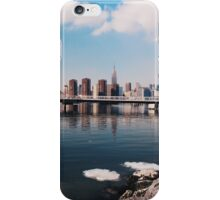 A Great, Big City. iPhone Case/Skin