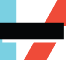 Twenty One Pilots Logo Sticker