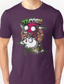 tacos and unicorns  T-Shirt