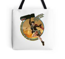 Bomber Dear - Putting Warheads on Axis Foreheads Tote Bag