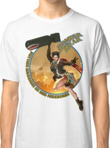 Bomber Dear - Putting Warheads on Axis Foreheads Classic T-Shirt