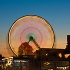 Big Wheel Keep On Turning by Deborah Austin