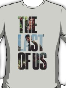 The Last of Us - Masked T-Shirt