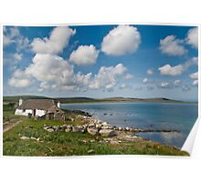 North Uist: Stonehouse Poster