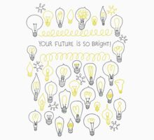 Your Future is so Bright One Piece - Long Sleeve
