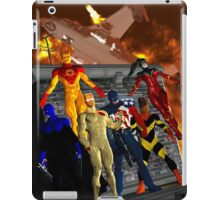 The Justice Corporation of America iPad Case/Skin