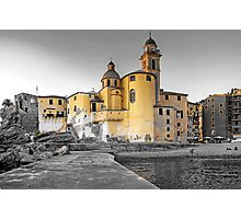Pale Church Photographic Print