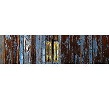 door handles Photographic Print