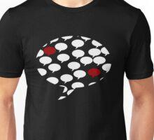 Many talking Unisex T-Shirt
