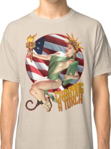 Carrying a Torch Classic T-Shirt