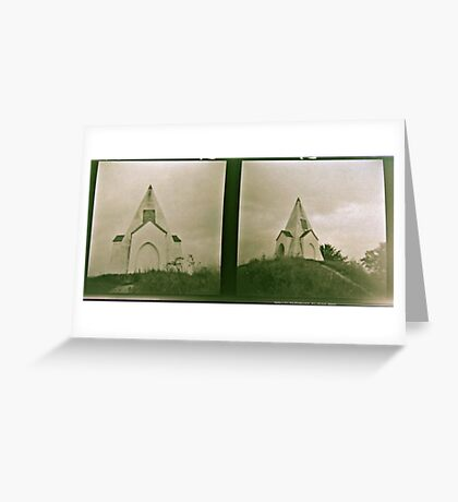 Farley Mount two times Greeting Card