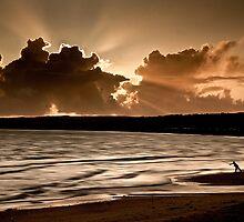 Marazion Sunburst by JayteaUK