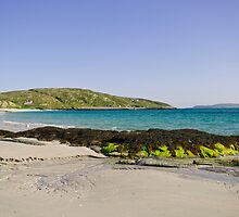 Eriskay: Turquoise Waters by Kasia-D