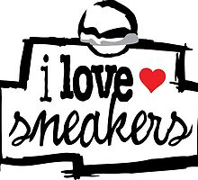 I Love Sneakers J11 Concords by tee4daily