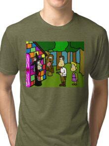 Han Solo and Gretel Tri-blend T-Shirt