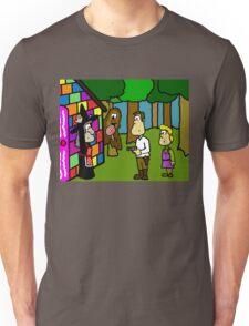 Han Solo and Gretel Unisex T-Shirt