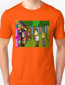 Han Solo and Gretel T-Shirt