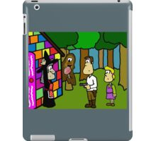 Han Solo and Gretel iPad Case/Skin