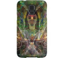 Color in Your Hands - the Luminarian (Art & Poetry) Samsung Galaxy Case/Skin