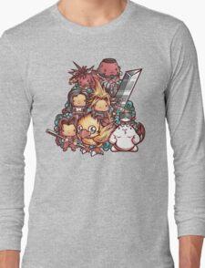 Cute Fantasy VII Long Sleeve T-Shirt