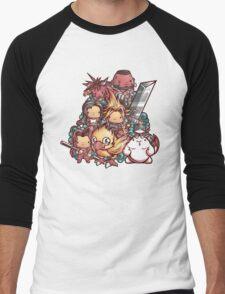Cute Fantasy VII Men's Baseball ¾ T-Shirt