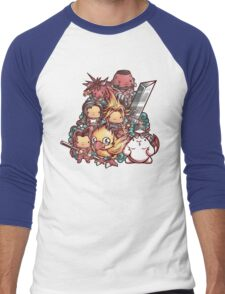Cute Fantasy VII Men's Baseball ¾ T-Shirt