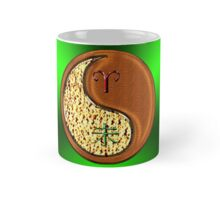 Aries & Goat Yin Wood Mug