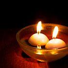 Floating Candles by gfairbairn