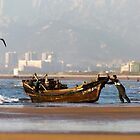 Going Fishing in China by SeeOneSoul