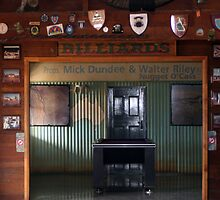 """Walkabout Creek Hotel - The Dundee Bar"" by Forto"