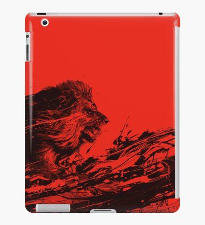 Intense Chasing iPad Case/Skin
