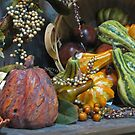 Autumn Harvest by Linda Miller Gesualdo
