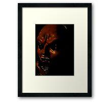 VAMP III Framed Print