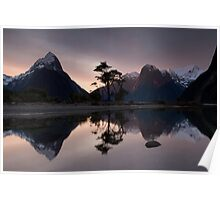 Milford Sound. Poster