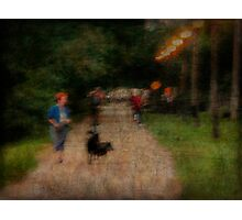 Trolley Trail Photographic Print
