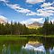 """High Country Reflection"" by Donn Hoyer"