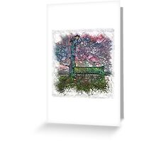 The Atlas of Dreams - Color Plate 182 Greeting Card