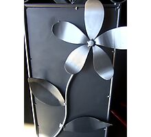 Metalwork by Charlie Photographic Print