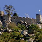 Castelo dos Mouros        Sintra         Portugal by BaZZuKa