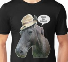 Whos The Jackass Unisex T-Shirt
