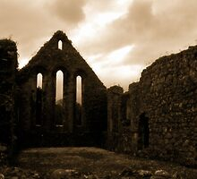 Grey abbey Northern Ireland by alijweir