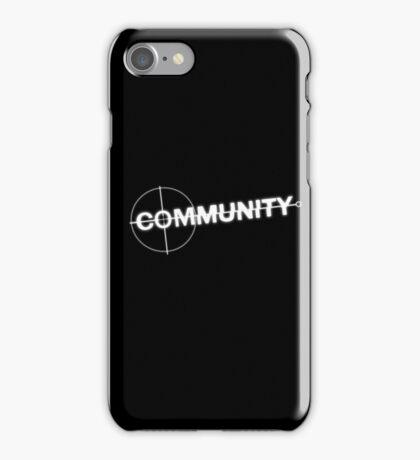 Community: Modern Espionage iPhone Case/Skin