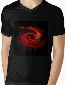 Journey to the Edge of the Universe Mens V-Neck T-Shirt