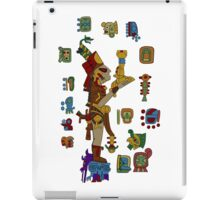 Mayan Urn Offering iPad Case/Skin