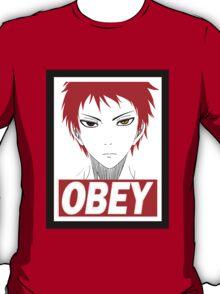 Akashi Seijuro Obey T-Shirt