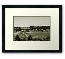 Cavendish, Prince Edward Island Framed Print