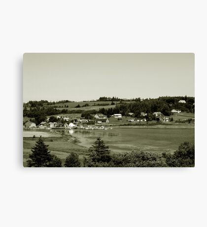 Cavendish, Prince Edward Island Canvas Print