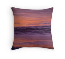 Seducing Violet Throw Pillow