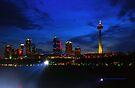 Niagara Canada Skyline by PJS15204